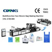 Cheap High Speed Automatic Non Woven Bag Making Machine for sale