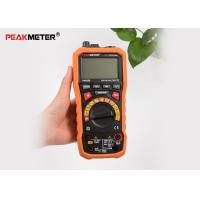 Cheap Commercial Auto Range Digital Multimeter With Relative Sound Level Meter Function for sale