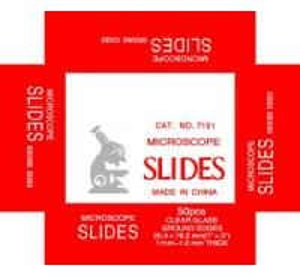 Cheap 7101 Microscope Slide for sale