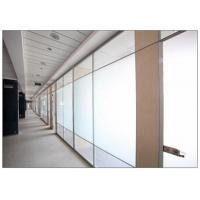 Cheap Translucent Sandblasted Frosted Glass Sheets 4mm - 12mm Thickness For Bright Interiors for sale