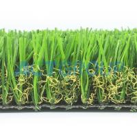 Buy cheap Waterproof Artificial Putting Green Turf , Outdoor Fake Grass Good Water Permeability from wholesalers