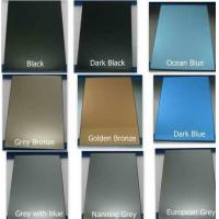 Cheap Colored Mirror Glass for sale