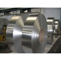Cheap Overhead / Underground Thin Aluminum Strips for Cable Using Thickness 0.1mm - 2.0mm for sale