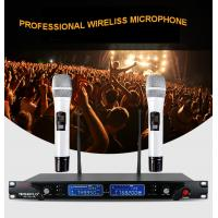 Automatic frequency professional wireless microphone SE-2013R, high quality PLL wireless collar micorphone for singing