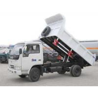Cheap Dongfeng second hand Diesel Trucks , Used Work Trucks With Air Condition for sale