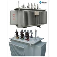 Cheap Dyn11 Oil Immersed Transformer 6.6 KV - 400 KVA Stable Operation for sale