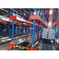 Cheap High Load Capacity Pallet Rack Storage Systems For Food Warehouse Storage for sale
