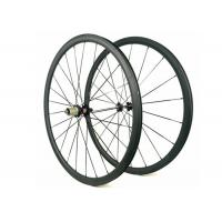 Cheap Bicycle Wheelset Carbon 30MM Wheel Novatec 271 372 Hub Front 2 Rear 4 Bearing for sale