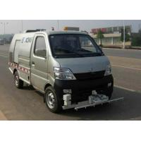 Cheap 1320L electrical automatic control Garbage Collection Truck, Street cleaning equipment XZJ5020TYHA4 for sale