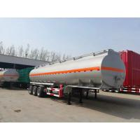 Cheap Best price 45000 liters palm oil tanker trailer with thermal isolation for sale