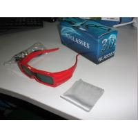 Cheap Sony LG Universal Active Shutter 3D Effect Glasses With IR Receiver for sale