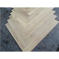 fishbone oak engineered wood flooring, ABCD grade, multi-layers, unfinished & prefinished, smoked, UV lacquer Manufactures