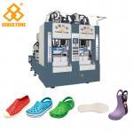 Cheap Rain Boots Plastic Chappal Making Machine, Vertical Shoe Sole Mould Making Machine for sale