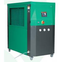 Cheap Green High Capacity Industrial Water Chiller Unit 4W Wooden Box Packing for sale