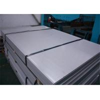 Cheap EN GB JIS Food Grade Stainless Steel Metal Sheet , Natural Color Hot Rolled Steel Coil for sale