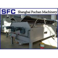 Cheap SUS 304 Rotary Drum Sludge Thickening Machine For Mining Effluent Treatment for sale