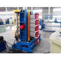 Cheap Roof Panel Hydraulic Bending Machine , Color Steel Sheet Roll Bending Machine  for sale