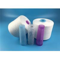 Wrinkle resistance Sewing Material  Spun Polyester 40/2 40s/2 100% Polyester Yarn for Sewing Thread Manufactures