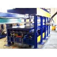 Cheap Cold Storage Panel Line PU Sandwich Panel Machine With Temperature Control for sale