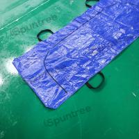 Buy cheap children baby dead body bags corpse medical bag Build In Handles PEVA PVC from wholesalers