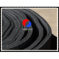 Graphite Insulation Board Rayon Based , 10MM Thickness Graphite Fiber Felt