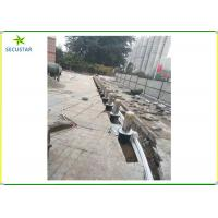Quality Traffic Collapsible Automatic Rising Bollards , Drop Down Bollards Easily wholesale