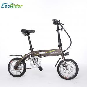 Cheap E6-4 2 Wheel Electric Bike 36V 250W Brushless Motor Lithium Battery Aluminum Alloy Frame for sale