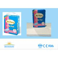 Quality Surgical Disposable Bed Sheets / Mattress Protector , Adult Incontinence Pads wholesale