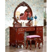 Cheap New design wooden dressing table with drawers for sale