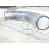 Radius d degree steel tube bends galvanized pipe with