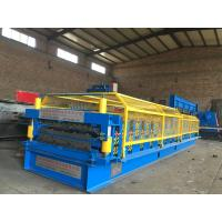 Cheap AG/PBR R Panel Roll Forming Machine High Speed Hydraulic Cutting 0.3-0.8mm Thickness  for sale