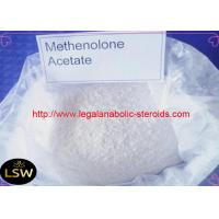 Cheap CAS 434-05-9 Slight Yellow Liquid Injectable Methenolone Acetate / Primonabol 100mg/ml for  Bodybuilding for sale