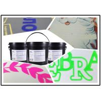 Snow Pile Effect Water Based Ink For Screen Printing High Performance