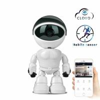 Cheap FH 1080P Cloud Home Security IP Camera Robot Intelligent Auto Tracking Camera Made In China Factory for sale