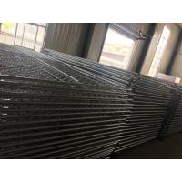 Cheap America chain link Temporary fence for construction site for sale