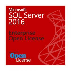 Cheap Microsoft SQL Server Open License Enterprise 2 Core OLP 1 Admin User 1Server for sale