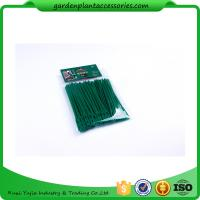 Cheap Luster Leaf Twist Garden Plant Ties Strips Green Color ISO 9001 Approved for sale