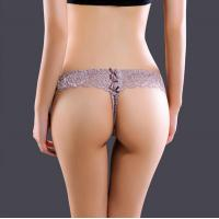 China Hot Selling Fashion Sexy Seamless G-Sring Thong Ladies Underwear/Briefs/Panty/Underpants on sale