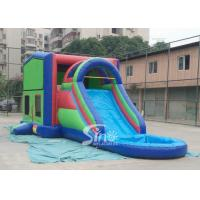 Quality 5in1 module panels outdoor kids inflatable bounce house slide combo from Sino Inflatable wholesale