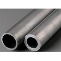 Cheap Hot Rolled Stainless Steel Round Tube / Straight Welded 316Ti Seamless Steel Tube for sale