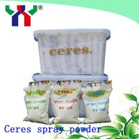 Cheap ceres anti setoff spray powder for offset printing machine/water and oil amphiphilic for sale
