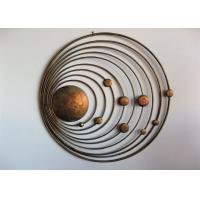 Cheap Laser Cut Contemporary Metal Wall Art Sculpture For Modern Home Decoration for sale
