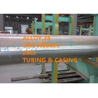 Cheap CRA Seamless Pipe Special Alloys For Petrochemical Industry With 8.0g/cm3 Density for sale