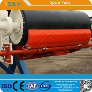 Cheap PU Primary Belt Scraper FDA Batching Plant Spare Parts for sale
