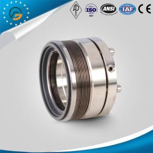 Industrial Metal Bellow Mechanical Seal High Temperature Working Performance