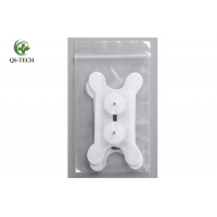 Buy cheap Non-woven fabric material snap button electrode for swallowing treatment from wholesalers