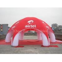 Cheap 20ft Inflatable Marquee Dome Tent with CE blower for sale