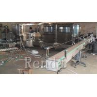 Cheap Fully Automatic Rotary Barrel Filling Machine Drinking Water Bottling Plant for sale