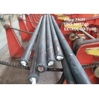 Cheap 740H / UNS N07740 High Performance Superalloy , Special Alloys Semless Tube And Pipe for sale