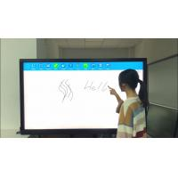 Cheap Interactive LED Touch Screen 4K smart Board For School Class Education 3840 x 2160 for sale